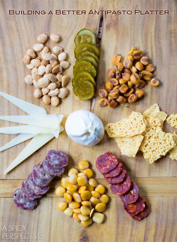 Building a Better Antipasto Platter