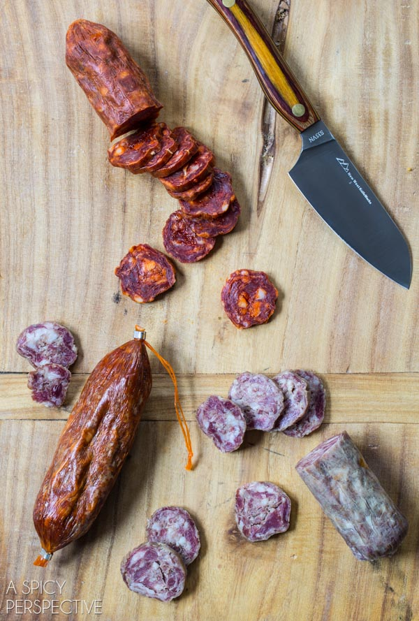 Meat - Building a Better Antipasto Platter #holidays #party