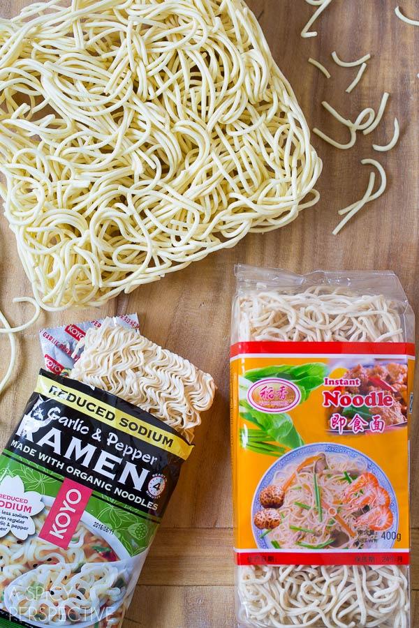 How To: Slow Cooker Chicken Ramen Noodles Recipe #slowcooker #crockpot