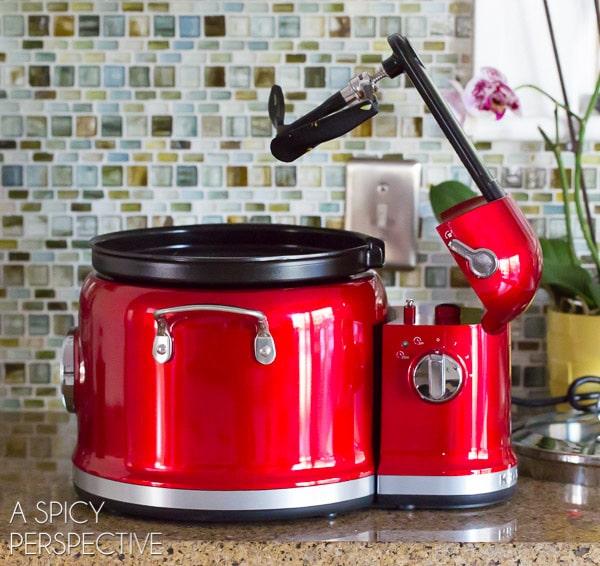 KitchenAid Multicooker + Stir Tower