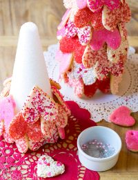 How to Make a Heart Tree with our Cut Out Cookie Recipe
