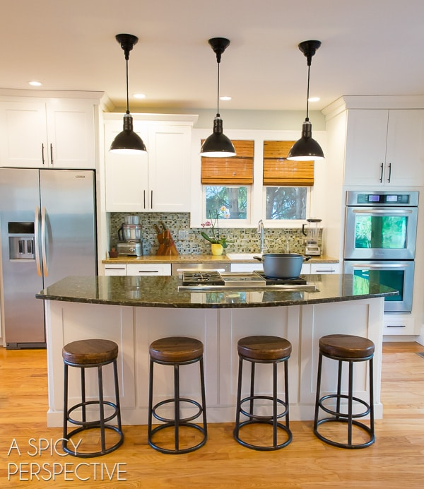 A Spicy Perspective Kitchen Remodel