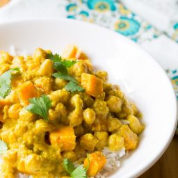 crockpot curry