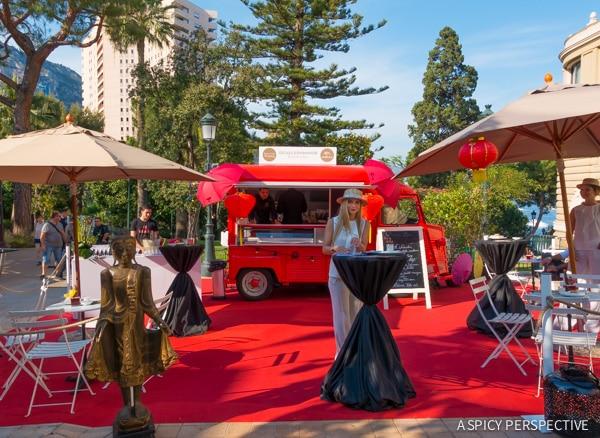 Buddha Bar - Monte Carlo Monaco on ASpicyPerspective.com #travel #frenchriviera #cotedazur