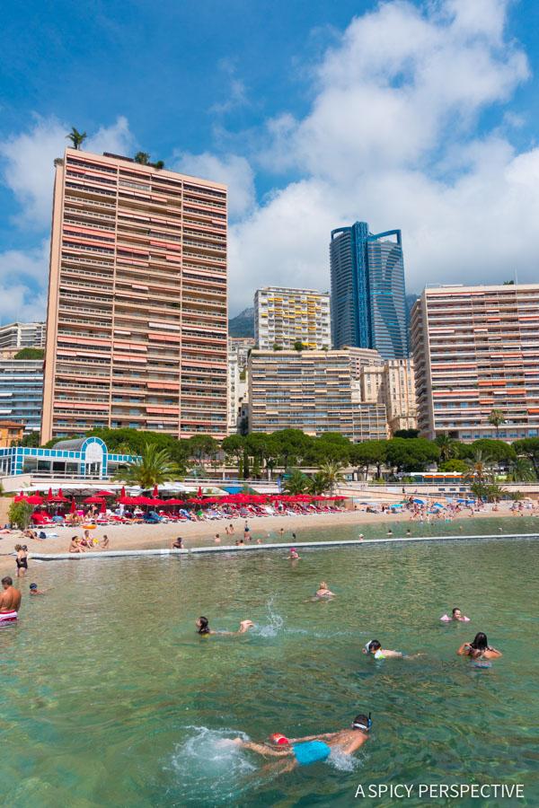 Glamorous Lovely Monte Carlo Monaco on ASpicyPerspective.com #travel #frenchriviera #cotedazur