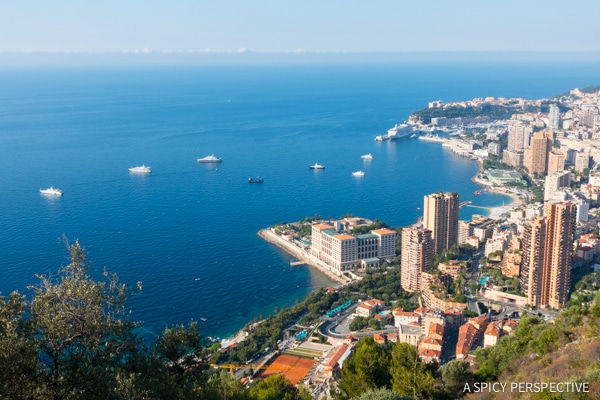 Drive - French Riviera Travel Tips on ASpicyPerspective.com #travel #france