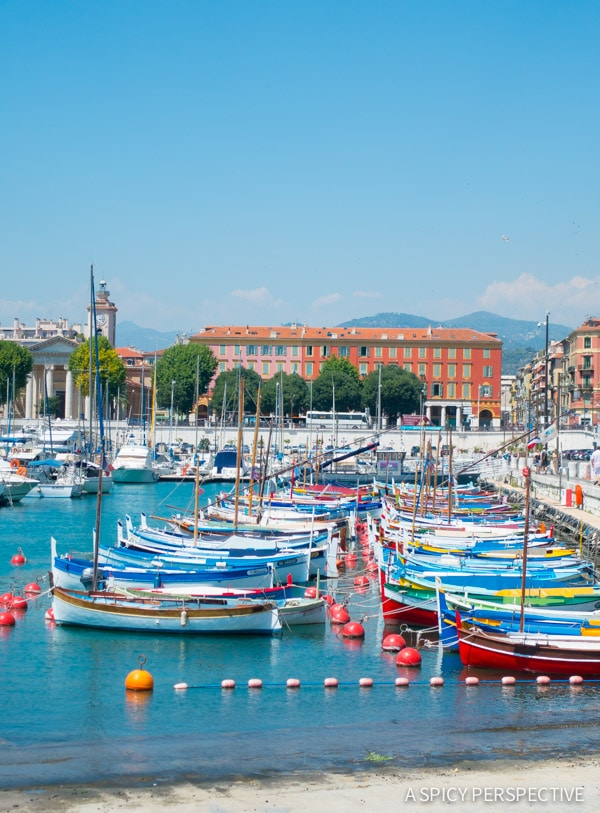 Free Activities - French Riviera Travel Tips on ASpicyPerspective.com #travel #france