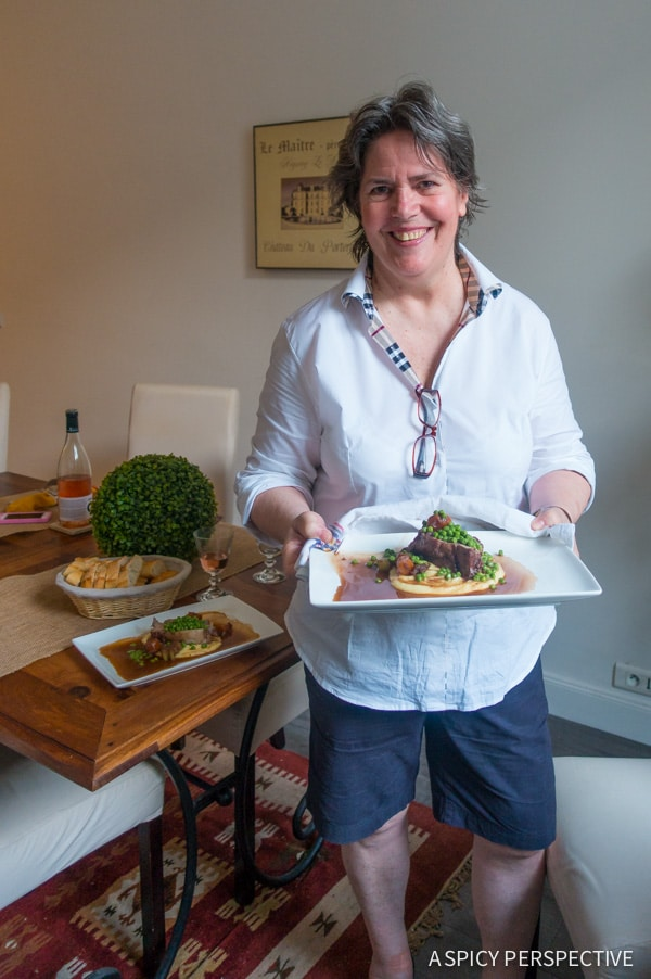 Cooking Class in Cannes, France on ASpicyPerspective.com #travel #france