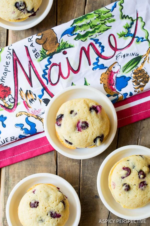 Whoopie Pie Recipe #ASpicyPerspective #Lemon #Blueberry #LemonBlueberry #WhoopiePie #Whoopie #Pie #LemonBlueberryWhoopiePie #WhoopiePieRecipe #WhoopiePieFilling #Dessert
