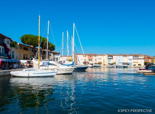 Port Grimaud, France