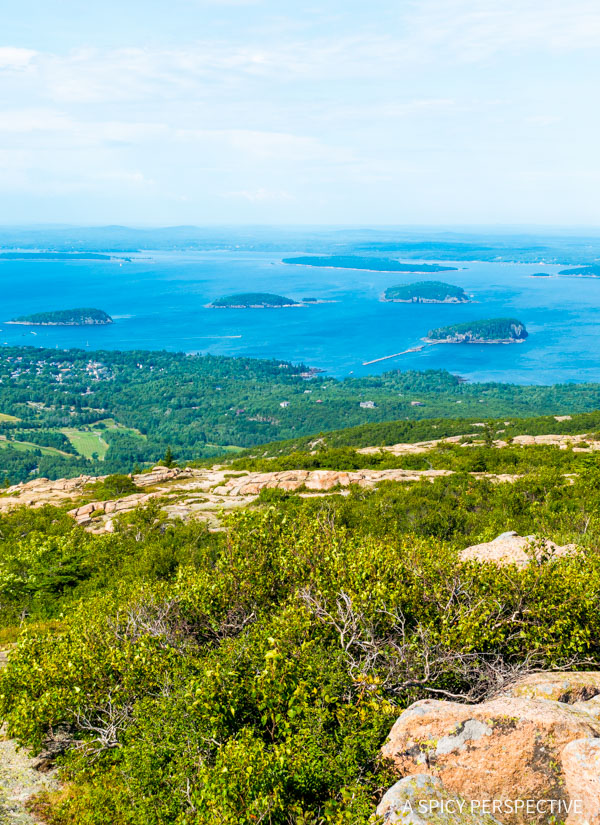 Fabulous Bar Harbor, Maine on ASpicyPerspective.com #travel