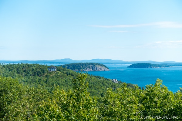 Glorious Great Head Trail in Acadia National Park Maine - on ASpicyPerspective.com #travel