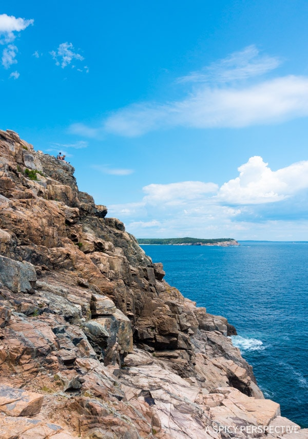 One Day in Acadia National Park Maine - on ASpicyPerspective.com #travel