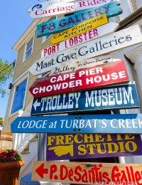 Kennebunkport, Maine Coast Crawl on ASpicyPerspective.com #travel