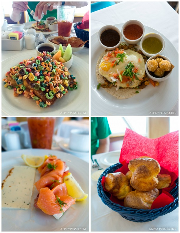 Cruising for Foodies - Brunch