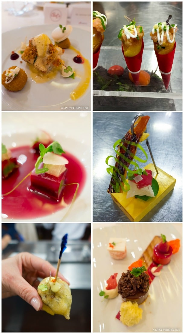 Cruising for Foodies - The Chefs Table on the Carnival Sunshine