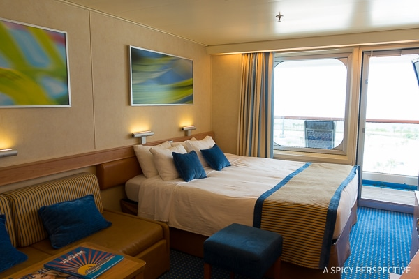 Cruising for Foodies - Carnival Sunshine State Room