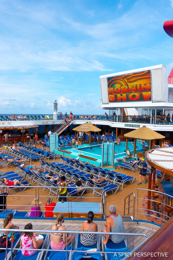 Cruising for Foodies - Top Cruises for Serious Food Lovers on ASpicyPerspective.com! #travel