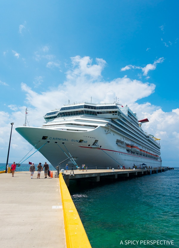 Cruising for Foodies on the Carnival Sunshine