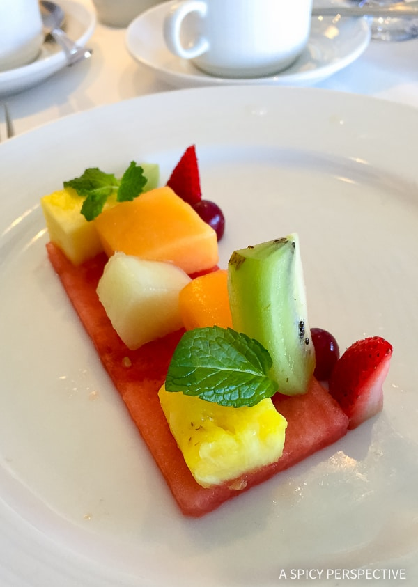 Cruising for Foodies - Finding the Best Cruise Ship for Serious Food Lovers on ASpicyPerspective.com! #travel