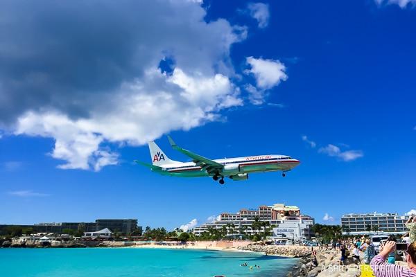Cruising for Foodies - Carnival Sunshine in Saint Maarten