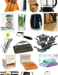 Perfect Gifts for Cooks! 60 Kitchen Finds for Christmas on ASpicyPerspective.com