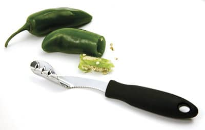 Jalapeno Corer - Perfect Gifts for Cooks! 60 Kitchen Finds for Christmas on ASpicyPerspective.com