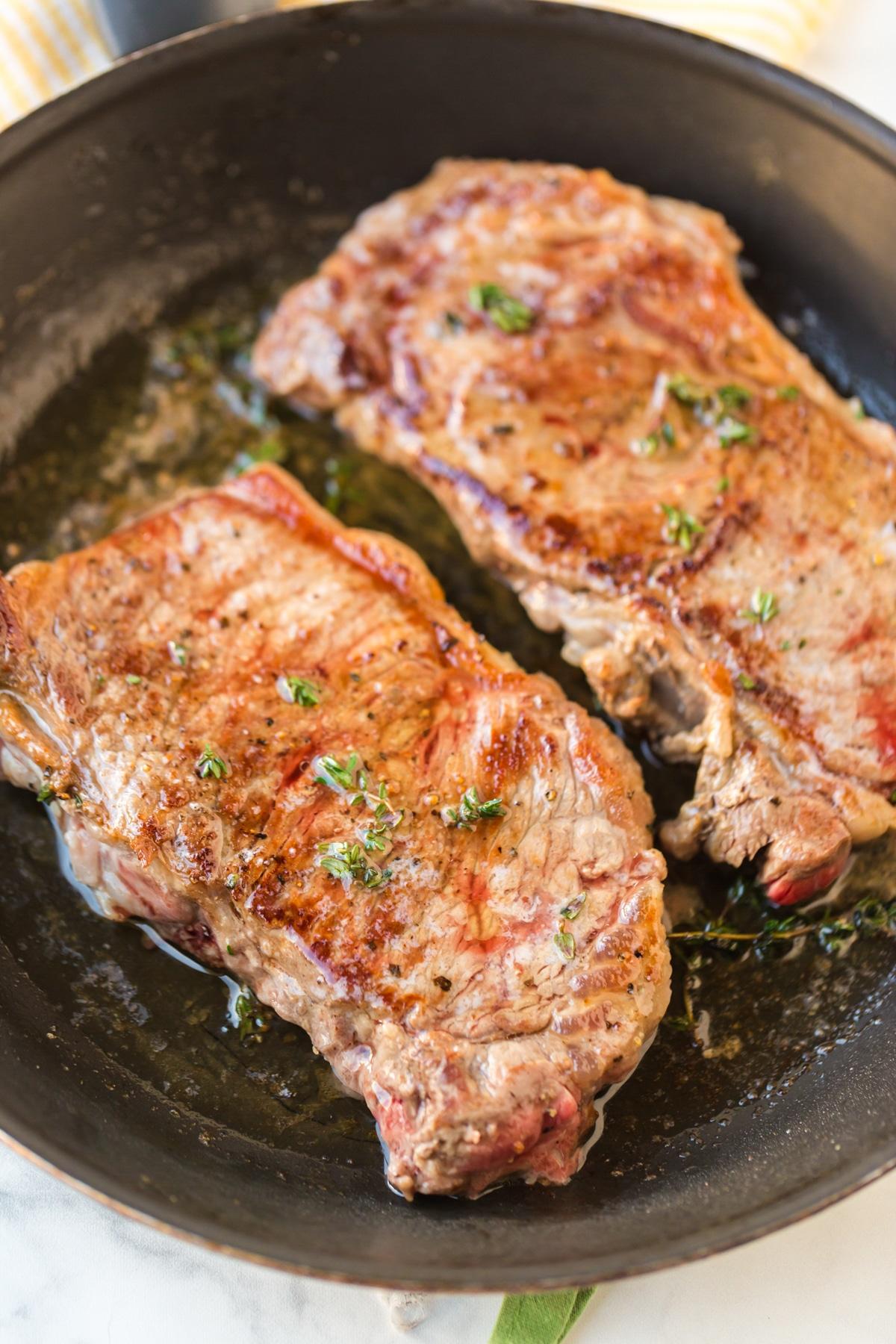 How to Make Easy Beef Stroganoff Recipe with Butter Noodles Recipe #ASpicyPerspective #beef #stroganoff