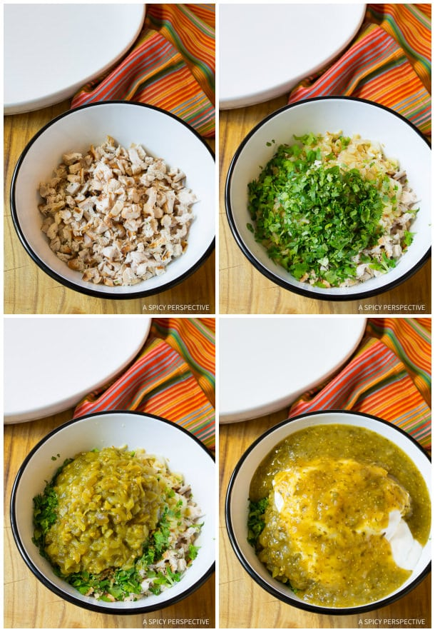 How To Make Creamy King Ranch Chicken Casserole Recipe | ASpicyPerspective.com