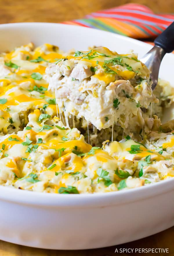 King Ranch Chicken Casserole A Spicy Perspective