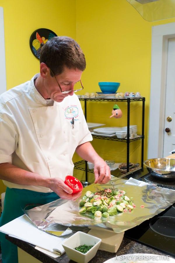 Cooking Classes - Visit Amelia Island, Florida   ASpicyPerspective.com