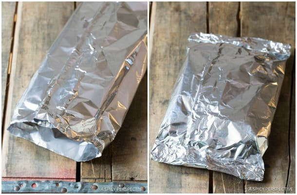 foil packets