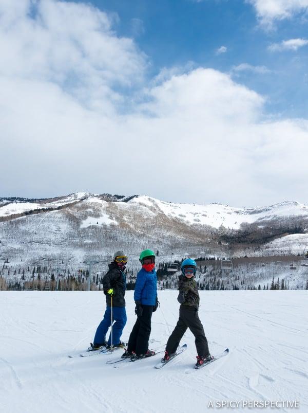 Solitude Mountain Resort Ski School