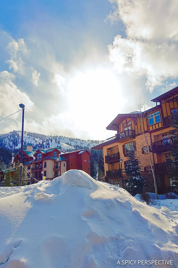 Solitude Mountain Resort Village