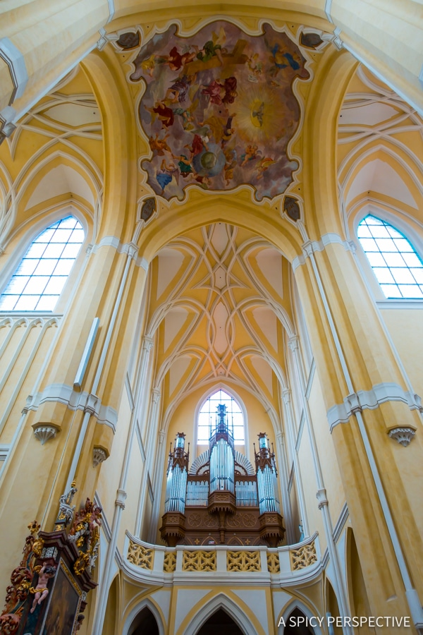 Cathedrals - Amazing Day Trips from Prague | ASpicyPerspective.com #travel #europe