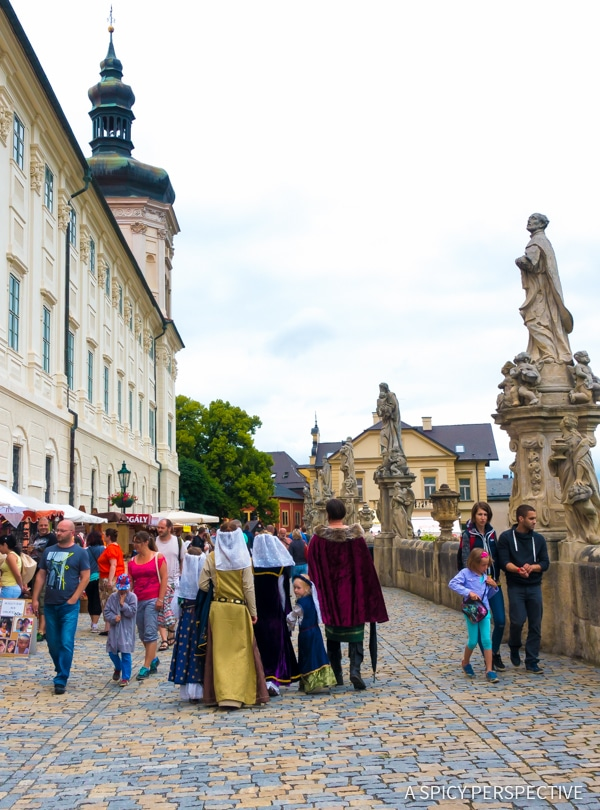 Street Festivals - Amazing Day Trips from Prague | ASpicyPerspective.com #travel #europe
