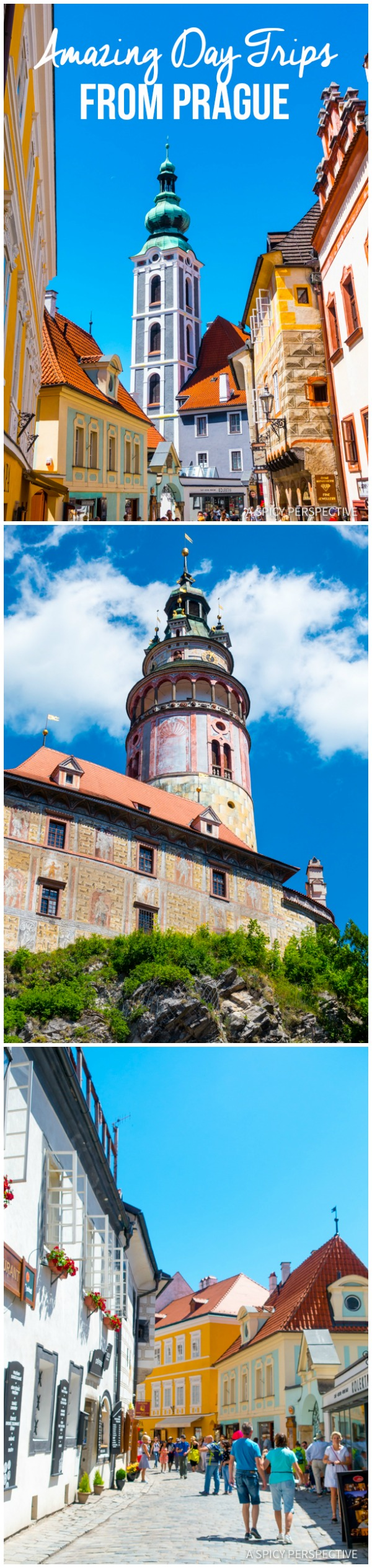 Best Day Trips from Prague | ASpicyPerspective.com #travel #europe