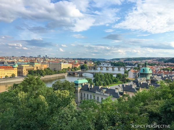 The Views - Top 10 Reasons to Visit Prague, Czech Republic | ASpicyPerspective.com #travel #europe