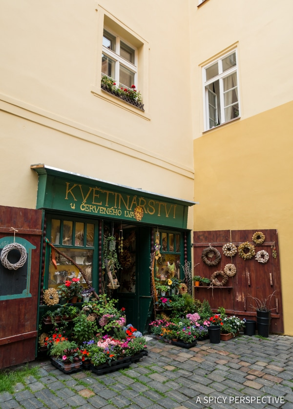 Charm - Top 10 Reasons to Visit Prague, Czech Republic | ASpicyPerspective.com #travel #europe
