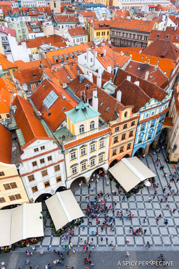Top Reasons to Visit Prague, Czech Republic | ASpicyPerspective.com #travel #europe