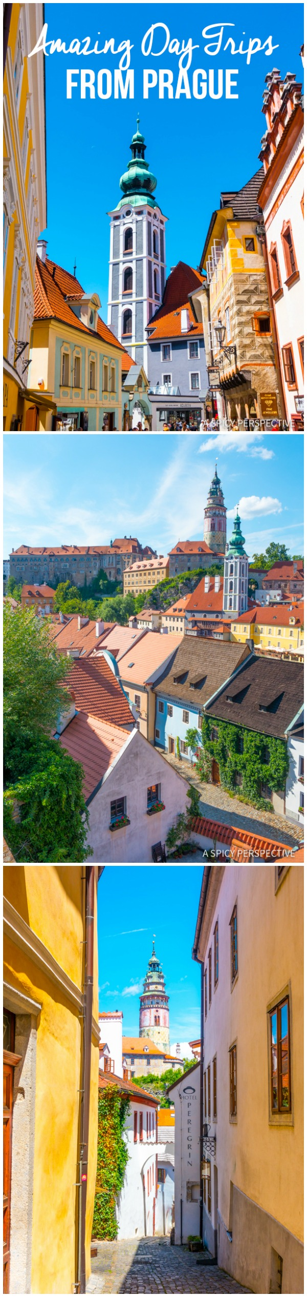 Must-Do Day Trips from Prague | ASpicyPerspective.com #travel #europe