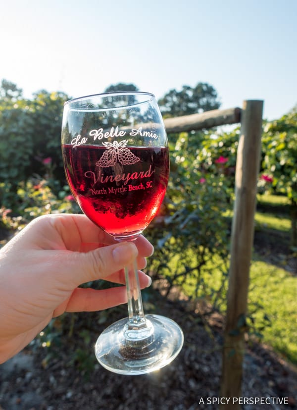 Wine Tasting: Myrtle Beach, Beyond The Boardwalk - Travel Tips for Making the Most of Your Myrtle Beach, South Carolina Vacation!