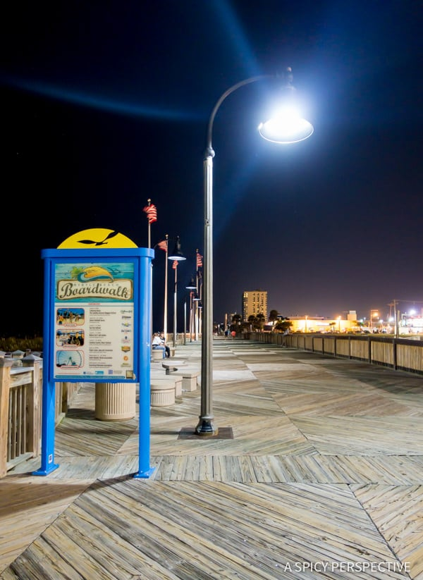 Myrtle Beach, The Boardwalk - Travel Tips for Making the Most of Your Myrtle Beach, South Carolina Vacation!