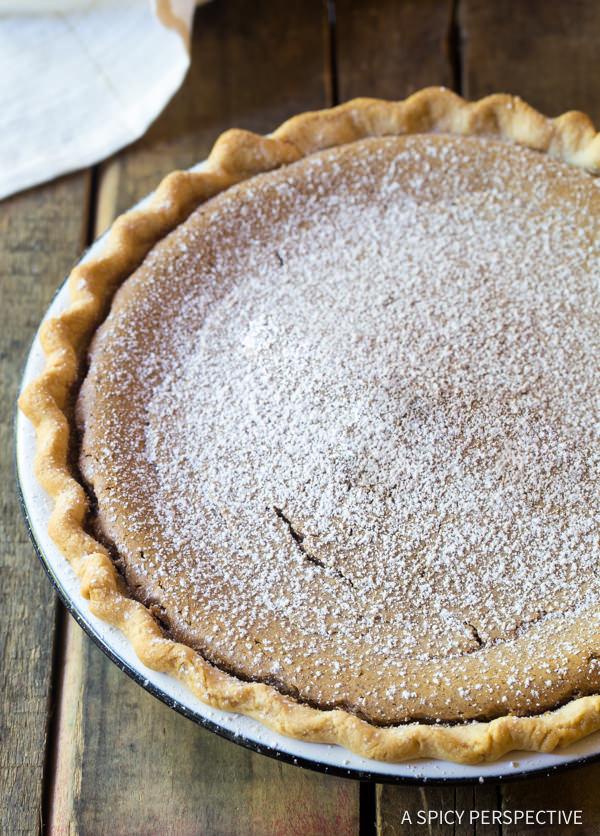 Best Cinnamon Pie Recipe   ASpicyPerspective.com