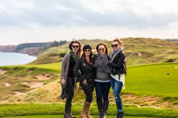 Bloggers in Kohler Wisconsin