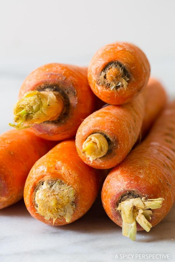 Carrot Recipes #ASpicyPerspective