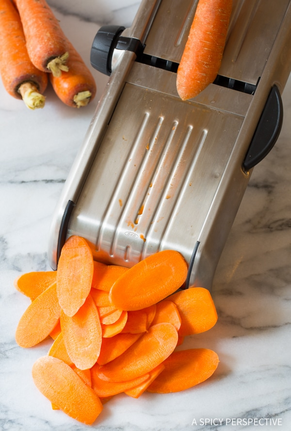 Healthy Chips #ASpicyPerspective #carrot