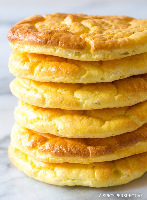 The Best Cloud Bread Recipe