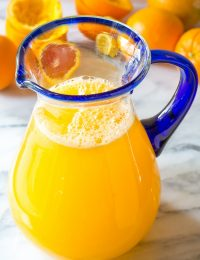 Refreshing Southern Orangeade Recipe