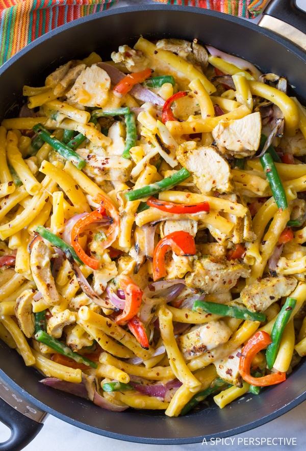 Best Grilled Chicken Rasta Pasta Recipe
